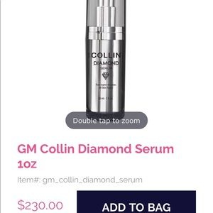 G.M. Collin Paris Diamond Serum